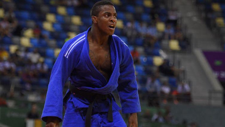 Le judoka tricolore Loic Korval