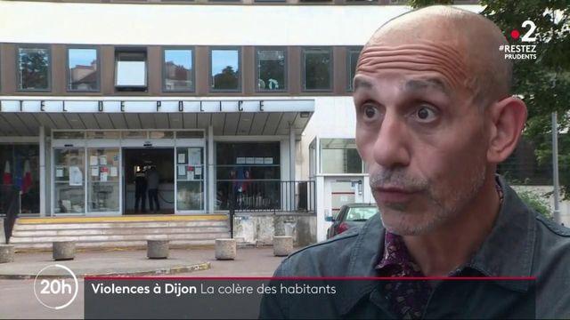 Dijon : pour les habitants du quartier des Grésilles, la police a tardé à intervenir