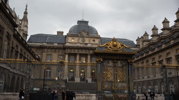 Le palais de justice de Paris, le 19 décembre 2016. (IRINA KALASHNIKOVA / SPUTNIK / AFP)