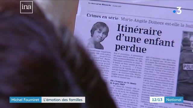 Michel Fourniret : l'émotion des familles des victimes