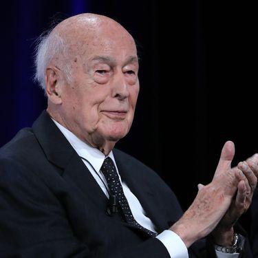 Valéry Giscard d'Estaing, en juin 2019 à Paris. (JACQUES DEMARTHON / AFP)