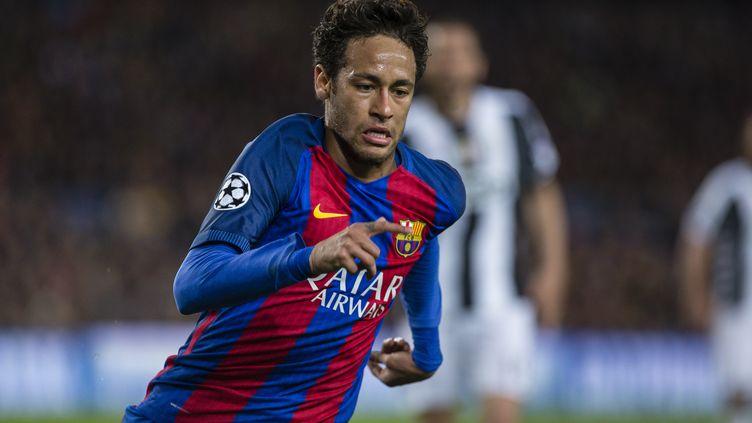 Neymar, footballeur le plus influent de la planète selon le magasine Time (NUR PHOTO / NURPHOTO)