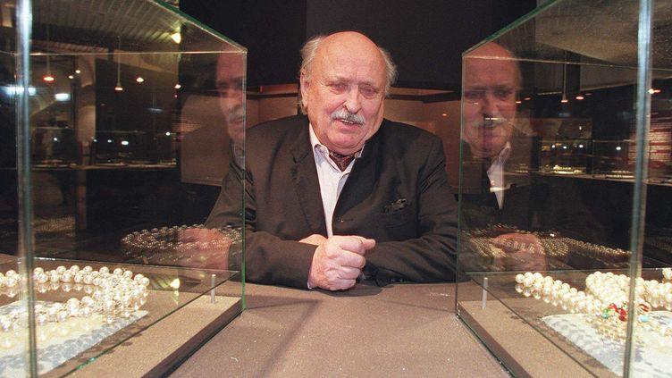 Robert Goossens en 2003.  (MEIGNEUX/SIPA)