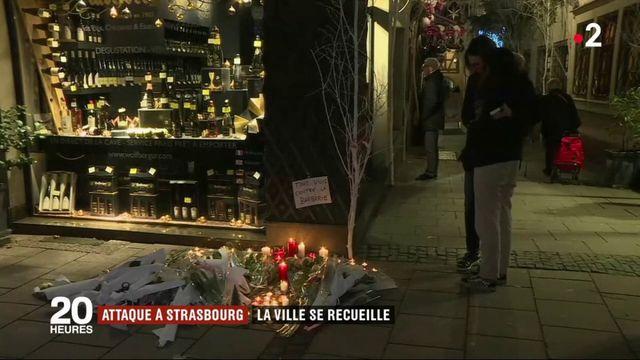 Attentat à Strasbourg : la ville se recueille