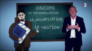 L'ANGLE ECO / FRANCE 2 (CAPTURE ECRAN / L'ANGLE ECO / FRANCE 2)