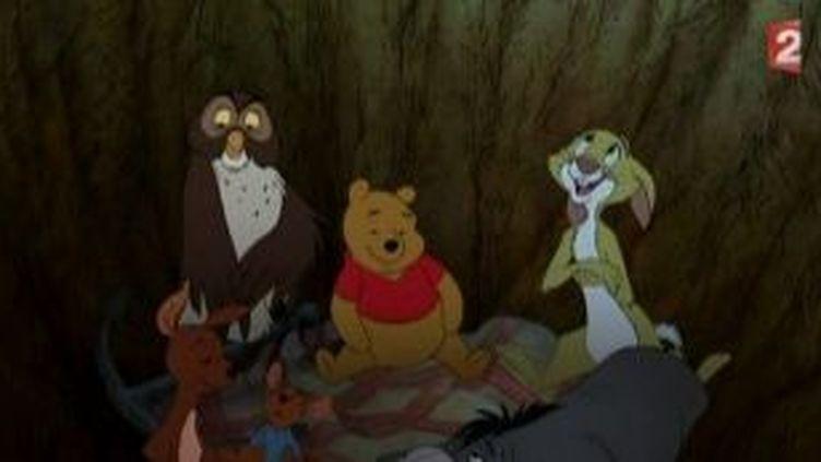 """Le retour de """"Winnie L'Ourson"""" au cinéma  (Culturebox)"""