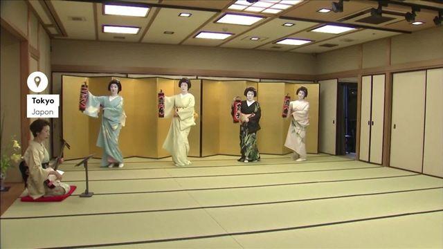 Culture : au Japon, des geishas sans clients
