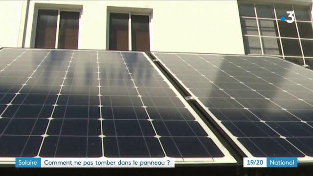 Énergie solaire : comment ne pas tomber dans le panneau ?