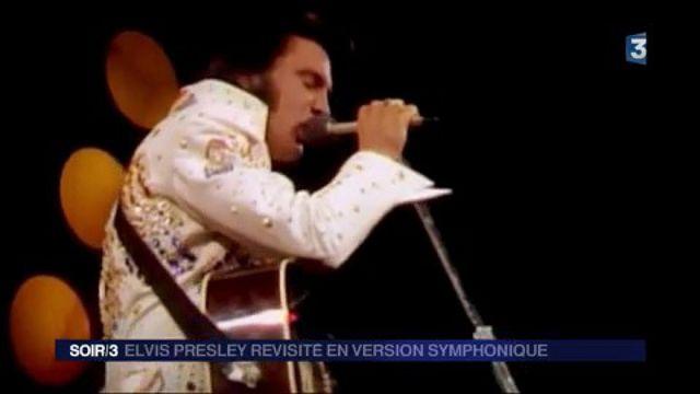 Musique : Elvis Presley revisité en version symphonique