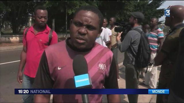 Le Gabon bascule dans la violence