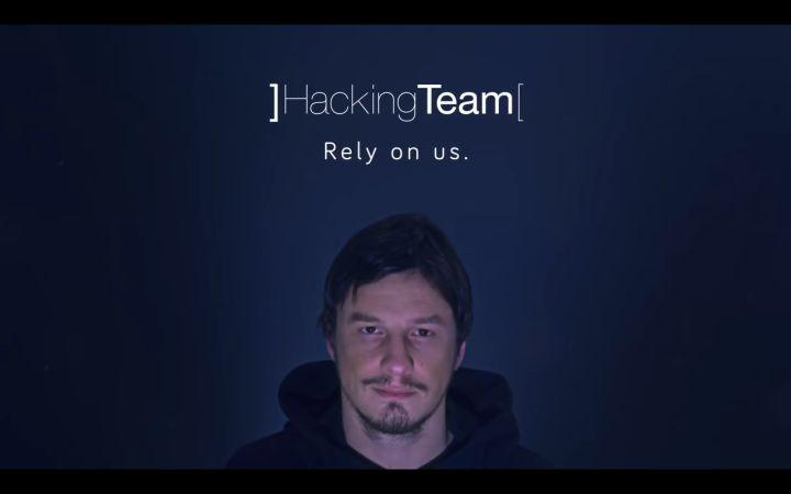 """Capture d'écran d'une vidéo promotionnelle pour l'outil """"Remote Control System"""" de la société Hacking Team. (CAPTURE D'ÉCRAN YOUTUBE)"""