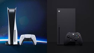 La Xbox Series est disponible à partir du 10 novembre 2020 et la PlayStation 5 sort en France le 19 novembre 2020  (SONY - MICROSOFT)