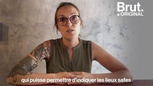 VIDEO. Garde ton corps, l'appli qui sécurise les femmes (BRUT)