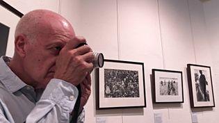 """Le photographe britannique Nick Danziger à l'honneur dans l'exposition """"Revisited"""" au musée de Lavaur (Tarn) (France 3 Occitanie)"""