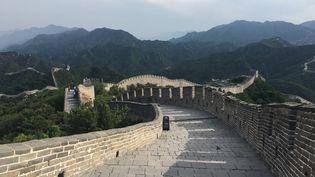 La Grande muraille de Chine est inscrite au patrimoine de l'humanité par l'Unesco depuis 1987. (EYEPRESS NEWS/ AFP)