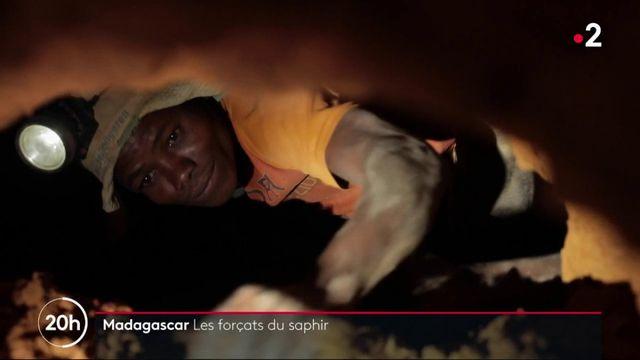 Madagascar : le pays des saphirs
