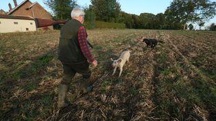 La saison de chasses'est ouverte ledimanche 13 septembre et s'achèvera le 28 février 2021. Photo d'illustration. (MAXPPP)