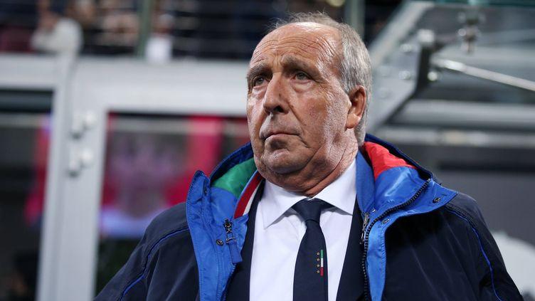 Gian Piero Ventura a été limogé après l'élimination de l'Italie en barrages