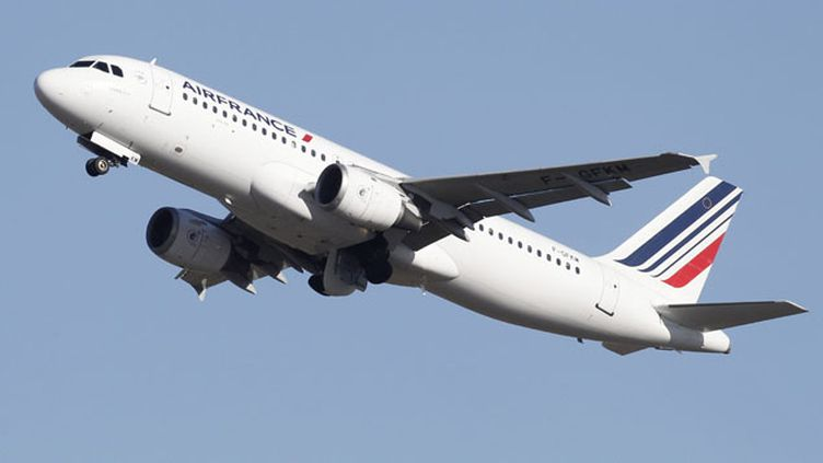 (Deux vols Air France déroutés, entre les Etats-Unis et Paris © Maxppp)