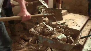 Intempéries dans l'Aisne : grand nettoyage après plusieurs coulées de boue (France 3)