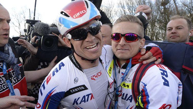 Le Norvégien Alexander Kristofff a remporté au sprint le 99e Ronde