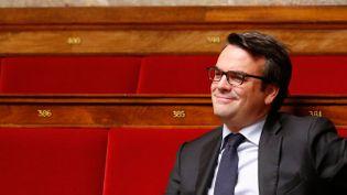 (Il a... déclaré ses revenus © REUTERS / Charles Platiau)