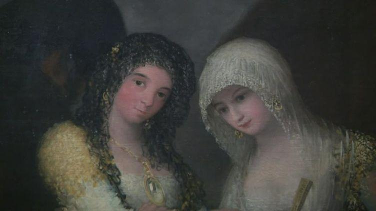 Goya à Agen, du 8 novembre au 10 février. (CAPTURE D'ÉCRAN FRANCE 3)