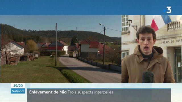 Disparition de Mia : trois suspects interpellés en région parisienne