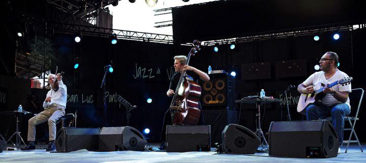 Trois grands maitres du jazz  (Pierre Corvaisier)