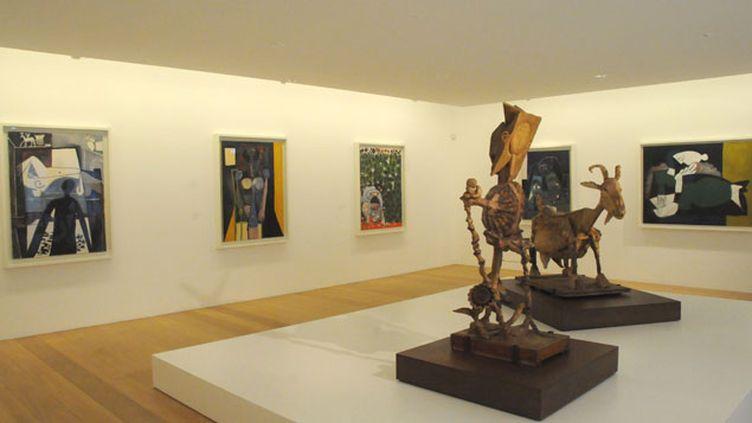 (Le musée possède 5.000 œuvres de Picasso © Jean-Luc Grzeskowiak)