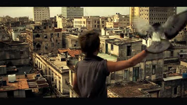 """Photo extraite de la bande annonce du film """"Conducta""""  (DR)"""