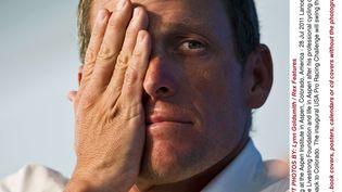 L'ancien coureur cycliste américain Lance Armstrong, le 28 juillet 2011 à Aspen, (Colorado,Etats-Unis). (LYNN GOLDSMITH / SIPA / REX)