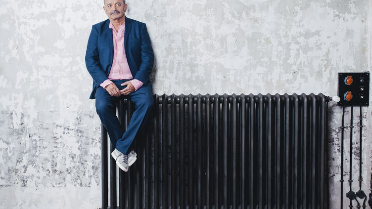 """Louis Chedid sort son nouvel album studio, """"Tout ce qu'on veut dans la vie"""". (AUDOIN DESFORGES)"""