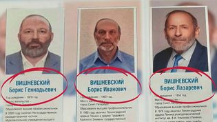 Russie : des sosies des candidats viennent semer le trouble avant les élections législatives (France 2)