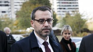 Philippe Rio, le maire de Girgny sans l'Essonne, le 6 novembre 2018. (VINCENT ISORE / MAXPPP)