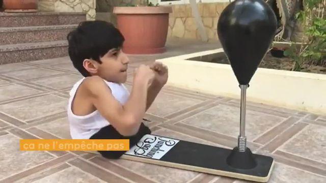Ce jeune Qatari est un sportif de haut niveau atteint d'un handicap rare, il tente de réaliser son rêve : représenter son pays aux prochains jeux paralympiques.