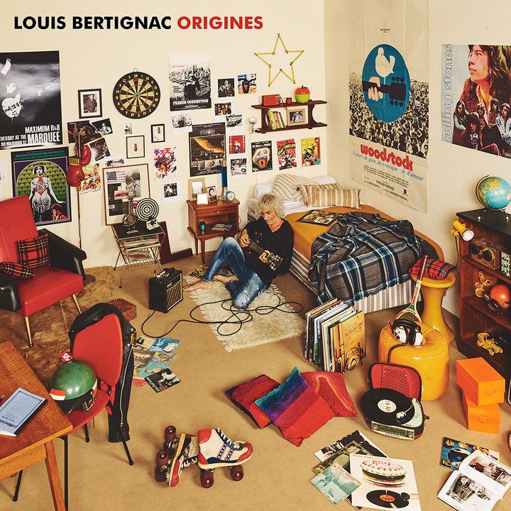 La pochette de l'album  (Yann Orhan)