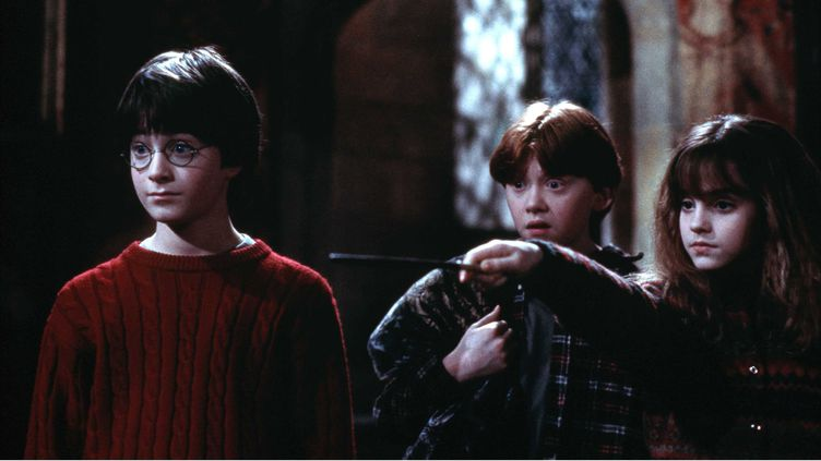 Le premier chapitre d'Harry Potter à l'école des sorciers est déjà accessible gratuitement sur Spotify. (WEBER/SIPA)