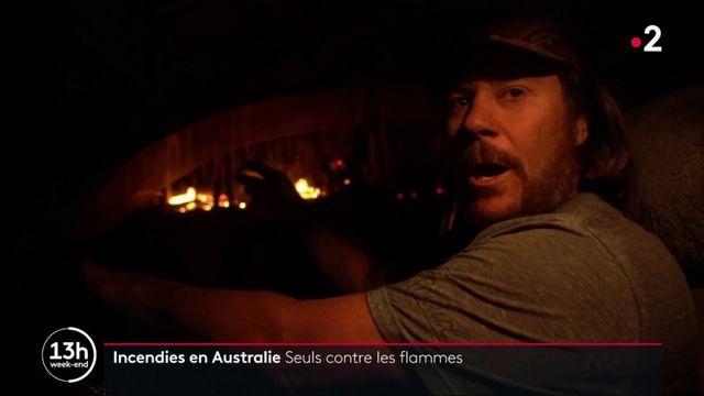 Incendies en Australie : seuls contre les flammes