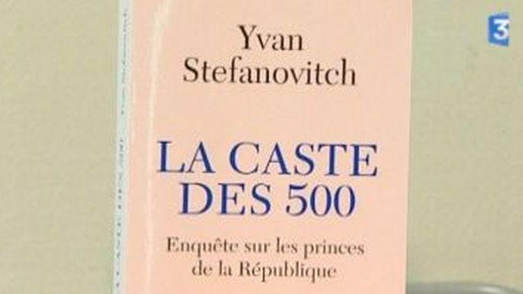 Yvan Stefanovitch s'attaque aux princes de la République  (Culturebox)
