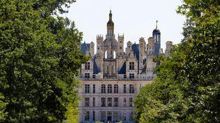 Le château de Chambord, le 22 juillet 2020. (LUDOVIC MARIN / AFP)