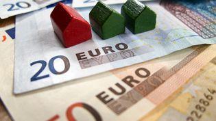 La moitié des crédits immobiliers contiendraient une erreur de calcul dans leur taux d'intérêt. (LEX VAN LIESHOUT / AFP)
