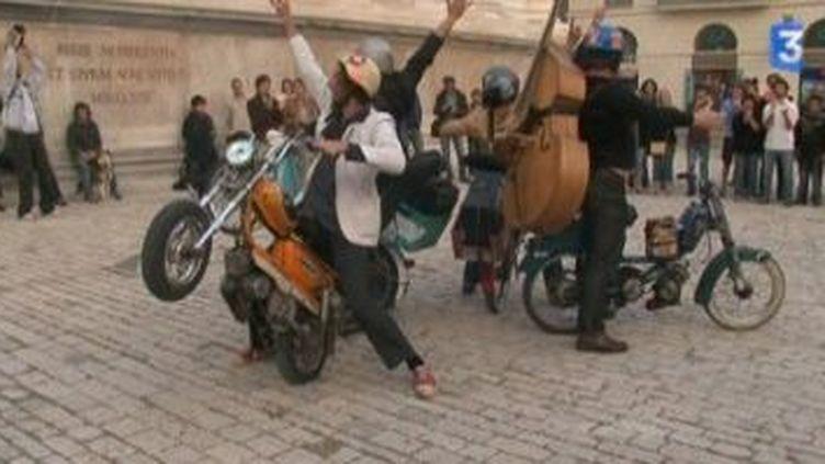 Drom festival, la culture nomade à l'honneur à Nîmes  (Culturebox)
