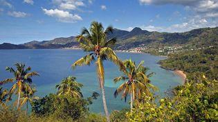 L'île française de Mayotte dans l'océan Indien. Les autorités de Moroni réclament son retour au sein de l'archipel des Comores. (Photo AFP/Richard Bouhet)