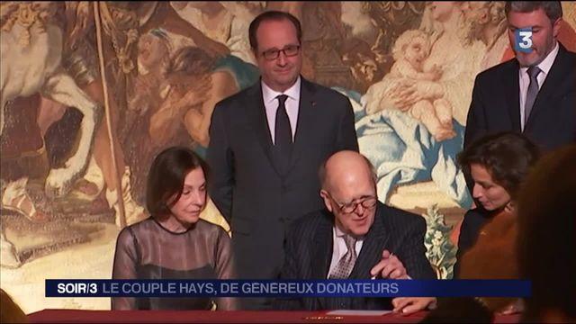 Un couple d'Américains fait un don exceptionnel au musée d'Orsay