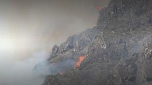 Incendie (CAPTURE D'ÉCRAN FRANCE 3)