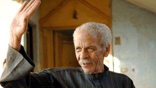 Le poète égyptien Ahmed Fouad Negm  (MOHEMMED AL-SEHETY/AP/SIPA)