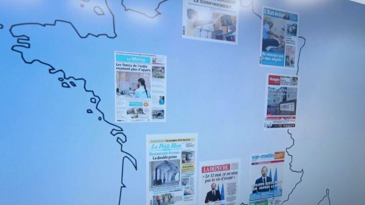Le kiosque à journaux : Édouard Philippe, les conséquences économiques du coronavirus… (FRANCE 2)