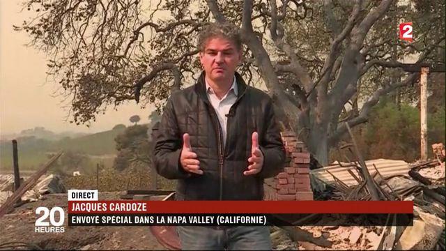 Incendies en Californie : des feux particulièrement destructeurs