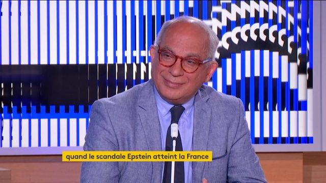 """Affaire Epstein : """"Il était nécessaire"""" que la justice française enquête"""